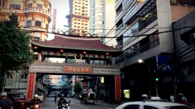 Travel to Binondo – Chinatown