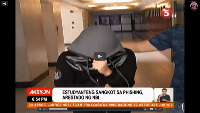 OFW victims of cybercrime