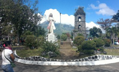 Cagsawa Church