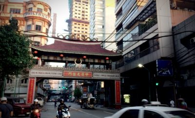 Travel to Binondo – Chinatown