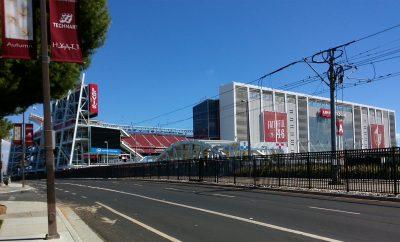 SF 49ers at Levi Stadium